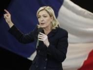 Марин Ле Пен как стыд и честь французов
