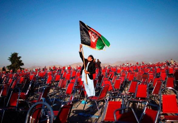 ВАфганистане объявлен траур пожертвам нападения вМазари-Шарифе
