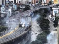Акции протеста оппозиции в Венесуэле: 24 погибших