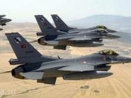 Турецкая авиация нанесла удары по террористам ПКК