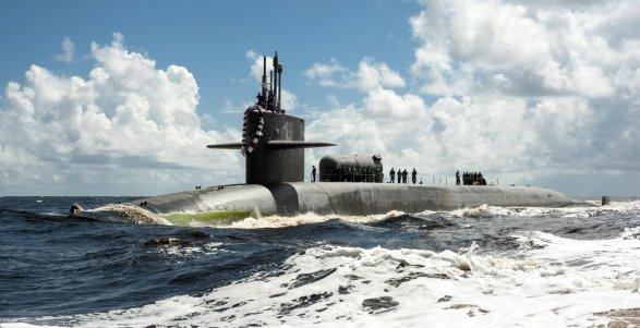 Япония иСША провели учения поперехвату ракет КНДР