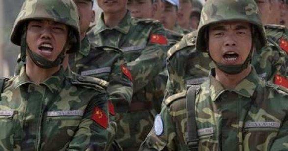 КНР дополнительно развернул 100-тысячную группу войск награнице сКНДР