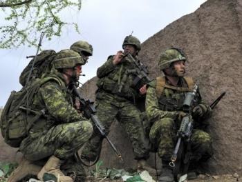 Канадские военные погибли во время учений