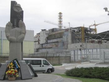 Мир вспоминает жертв Чернобыля