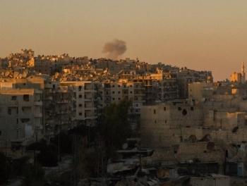 Террористы обстреляли посольский квартал в Дамаске