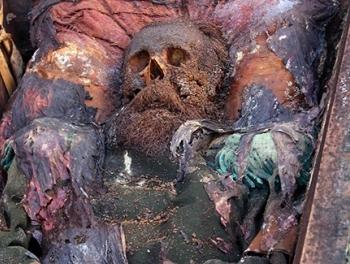 В Турции найден гроб с телом российского генерала фото