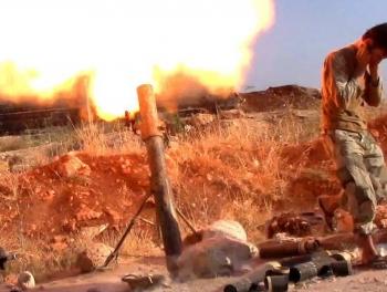 Турецкую военную базу обстреляли из минометов из Сирии