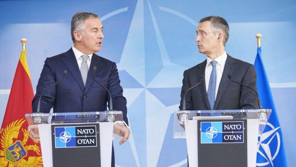 Парламент Черногории одобрил вступление вНАТО