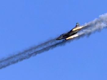 Самолеты Асада разбомбили мечеть
