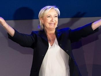 На участке, где победила Ле Пен, отменили результаты голосования