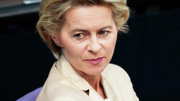 Министр обороны Германии отменила визит вСША