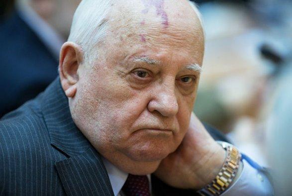 Россия отказалась вручить Горбачеву повестку влитовский суд