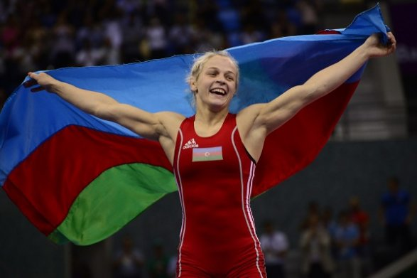 Дагестанский спортсмен Даурен Куруглиев стал чемпионом Европы повольной борьбе