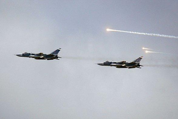 Пентагон отказался заканчивать полеты над зонами деэскалации вСирии