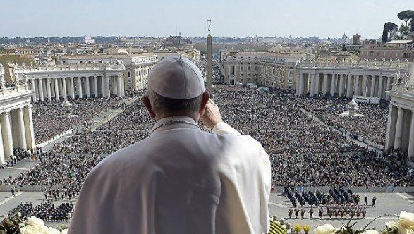 Папа Франциск раскритиковал название «мать всех бомб»