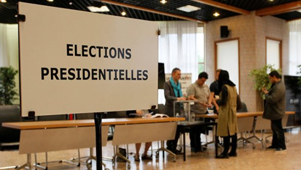 Вовзломанной почте кандидата впрезиденты Франции Макрона увидели русский след