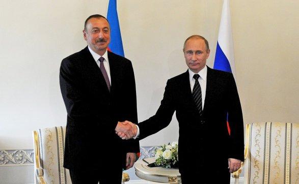 Президент Российской Федерации поздравил сДнем Победы граждан стран СНГ