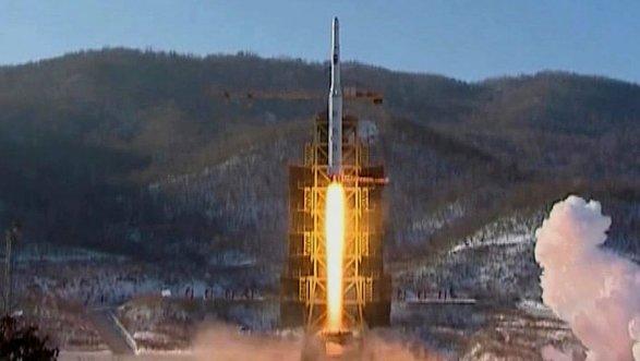 Испытанная КНДР ракета может быть снабжена  ядерной боеголовкой— Атомная траектория