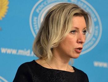 Мария Захарова снова наехала на Азербайджан