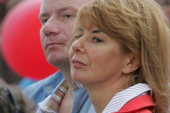 Бывшая супруга Потанина желает взыскать снего 850 млрд руб.
