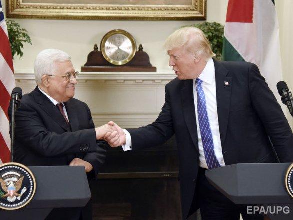 Власти Израиля одобрили ряд уступок для палестинцев