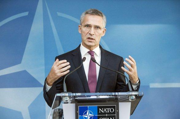 Трамп прибыл вБрюссель для участия всаммите НАТО