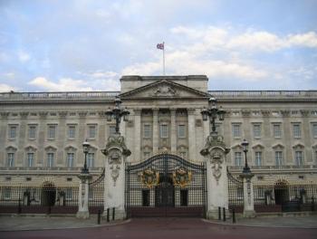 У Букингемского дворца отменен развод