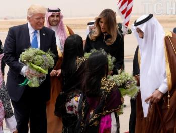 Трамп в Саудовской Аравии. Что осталось за занавесом?