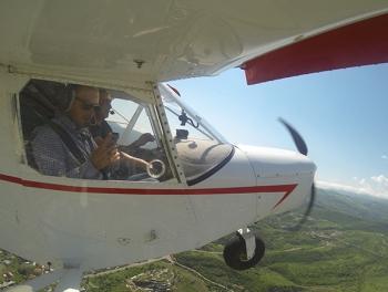 Из Степанакерта (Ханкенди) самолеты полетели в Шушу?