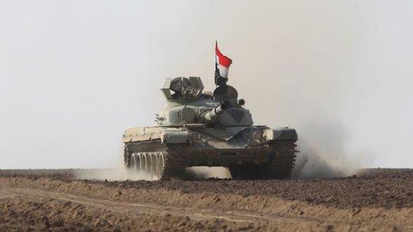 Иракский спецназ пошел наштурм последнего источника сопротивления террористов вМосуле