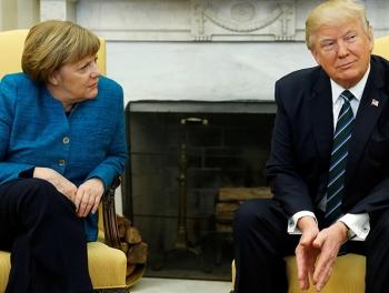 Меркель вырывает из рук Трампа мировое лидерство наш комментарий