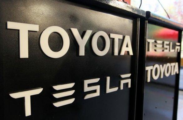 Kyodo: Тойота продала все свои акции Tesla ипрекратила сотрудничество сней
