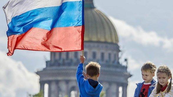 США и государство Украину считают противниками страны большинство граждан России