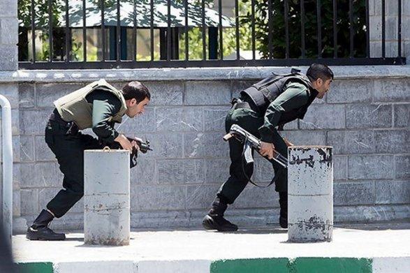 Власти Ирана сказали обуничтожении организатора терактов вТегеране
