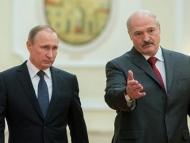 Лукашенко опять не поделил с Путиным рубль