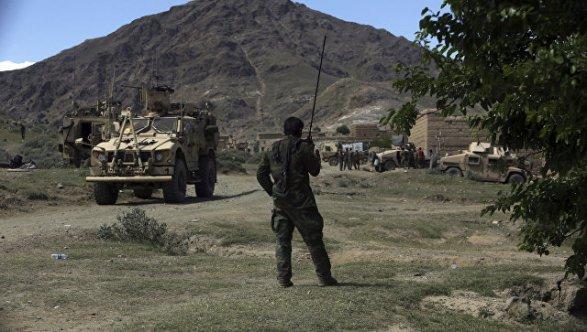 Афганский солдат расстрелял американских военных: четверо убитых обновлено 19:00