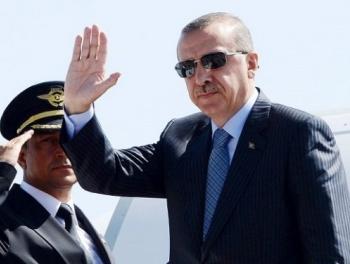 Эрдоган едет в Германию