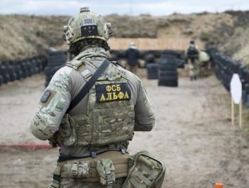 В России спецназ ФСБ уничтожил террориста из Средней Азии