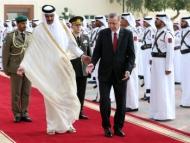 Кто раньше встал — того и Катар