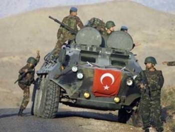 Бои на востоке Турции: есть убитые и раненые