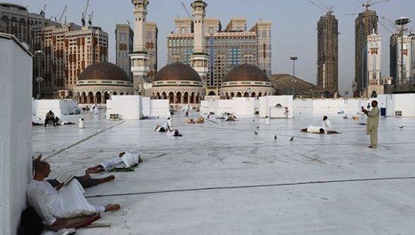 Спецслужбы Саудовской Аравии предотвратили теракт против паломников вМекке