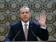 Эрдоган упал в обморок