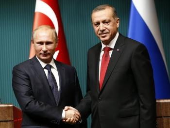 Путин и Эрдоган прорывают американскую изоляцию