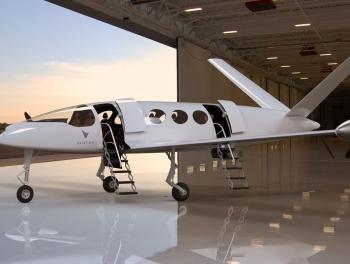 Израиль представил электрический региональный самолет
