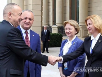 Ирина Влах после встречи с Ильхамом Алиевым: «Президент сразу дал поручение»