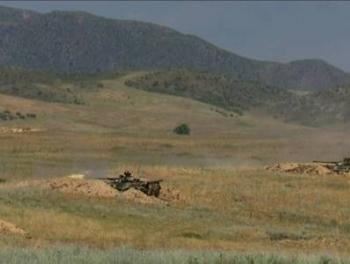 Армяне готовятся к наступлению азербайджанской армии