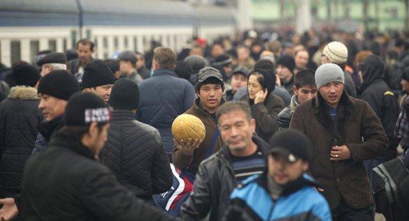 ВМВД посоветовали посылать мигрантов наДальний Восток