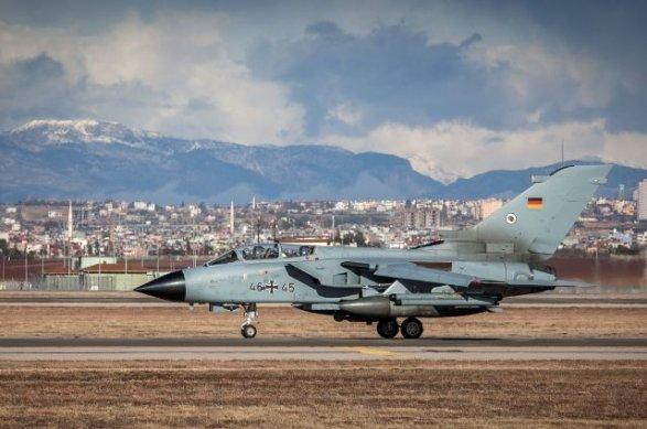 Spiegel информирует оначале вывода германского контингента стурецкой авиабазы «Инджирлик»