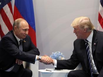 Трамп раскрыл подробности неформального разговора с