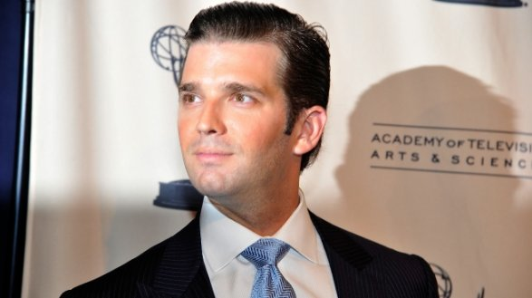 Сын Трампа пытался получить компромат наКлинтон от русского  юриста